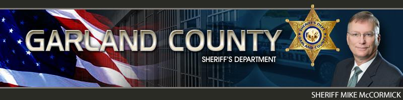 Garland County Sheriff's Department
