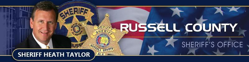 Russell County AL Sheriffs Office