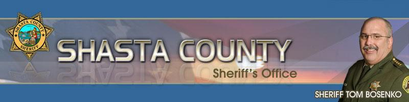 Shasta County Sheriff's Office