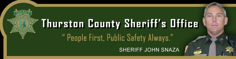 Thurston County Sheriff's Office