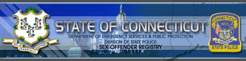 Connecticut Sex Offender Registry Unit