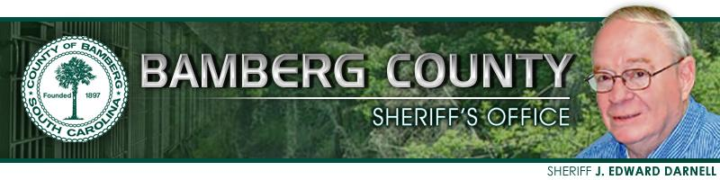 Bamberg County SC Sheriff's Office