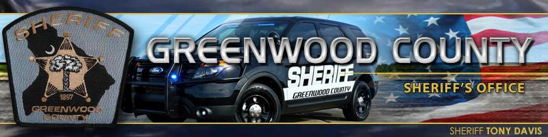 Greenwood County SC Sheriff's Office- Contact