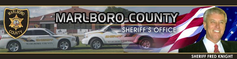 Marlboro County SC Sheriff's Office