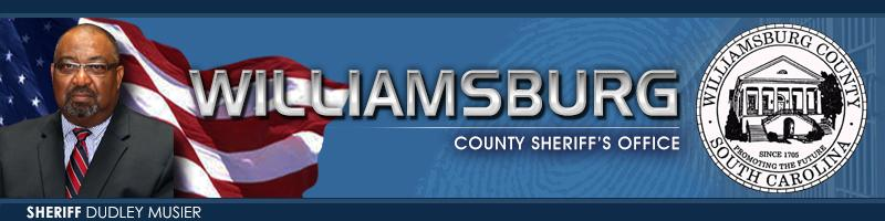 Williamsburg County SC Sheriff's Office