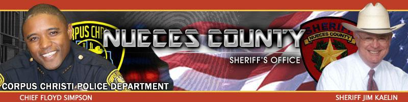 Nueces County TX Sheriff's Office - Contact