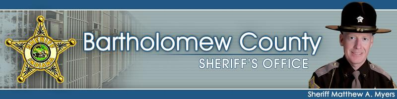 Bartholomew County IN Sheriff's Office