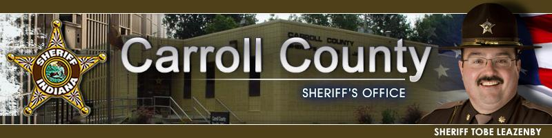 Carroll County IN Sheriff's Office