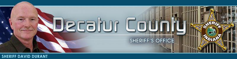 Decatur County IN Sheriff's Office