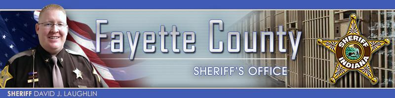 Fayette County IN Sheriff's Office