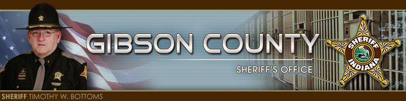 Gibson County IN Sheriff's Office
