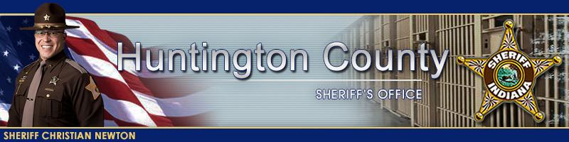 Huntington County IN Sheriff's Office