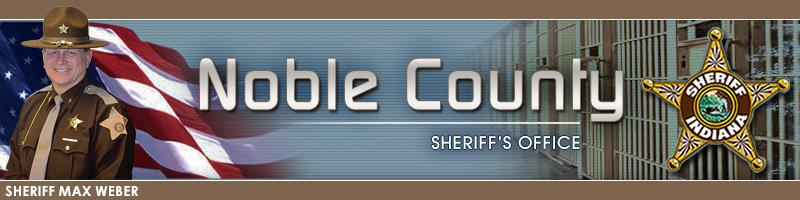 Noble County IN Sheriff's Office