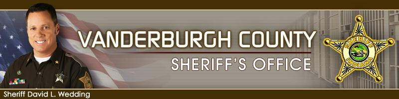 Vanderburgh County IN Sheriff's Office