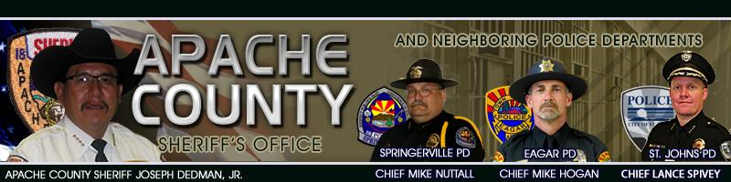 Apache County AZ Sheriff's Office