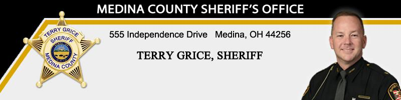 Medina County Ohio Sheriff's Office