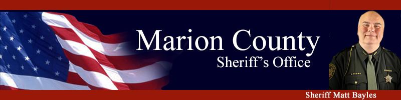 Marion County Ohio Sheriff's Office