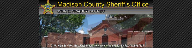 Madison County Ohio Sheriff's Office