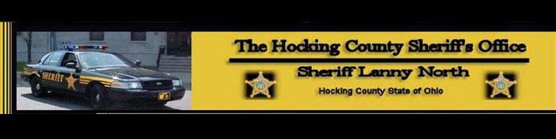 Hocking County Ohio Sheriff's Office