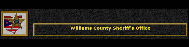 Williams County Ohio Sheriff's Office