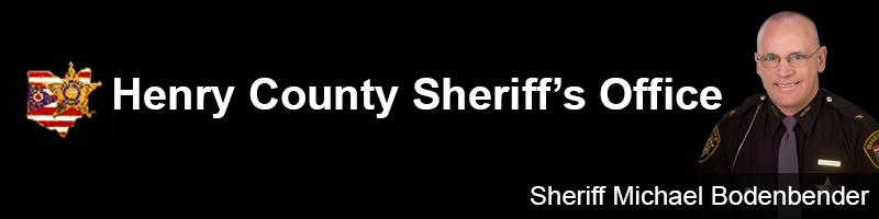 Henry County Ohio Sheriff's Office
