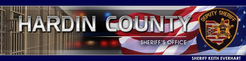 Hardin County Ohio Sheriff's Office