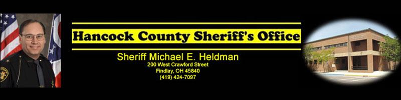 Hancock County Ohio Sheriff's Office