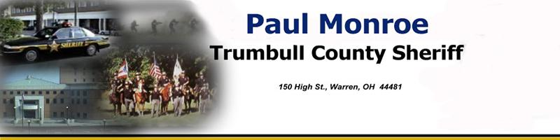 Trumbull County Ohio Sheriff's Office