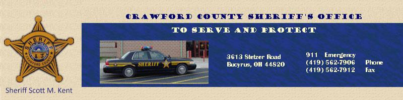 Crawford County Ohio Sheriff's Office