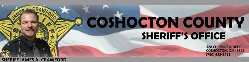 Coshocton County Ohio Sheriff's Office