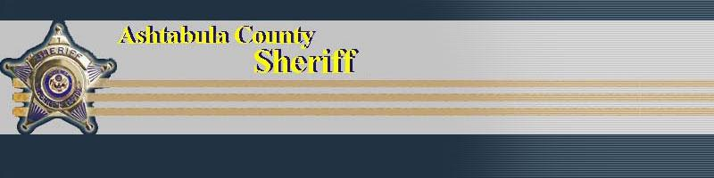 Ashtabula County Ohio Sheriff's Office