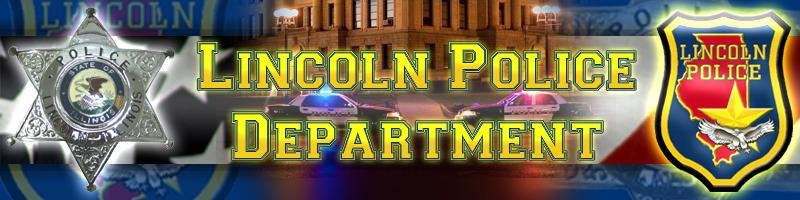 Lincoln IL Police Department - Contact