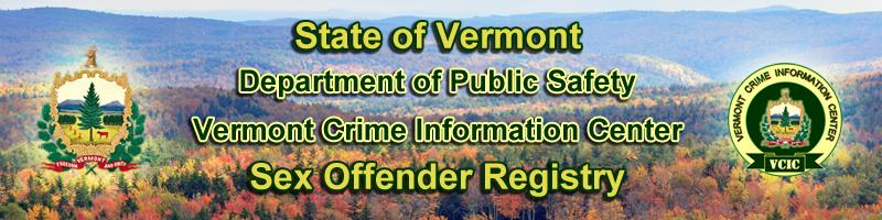 Vermont Crime Information Center
