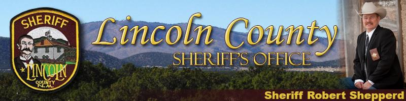 Lincoln County NM Sheriff's Office