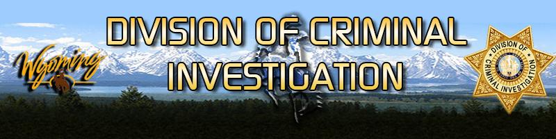 Wyoming Division of Criminal Investigation