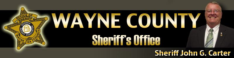 Wayne County GA Sheriff's Office