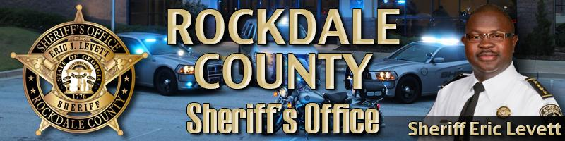 Rockdale County GA Sheriff's Office