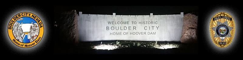 Boulder City NV Police Department